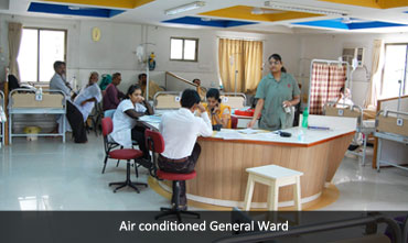 Air conditioned General Ward